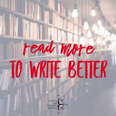 Read more to write better